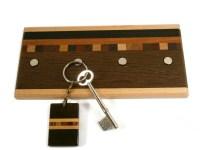Key Holder / Wood Key Holder / Functional Decor / Office Decor