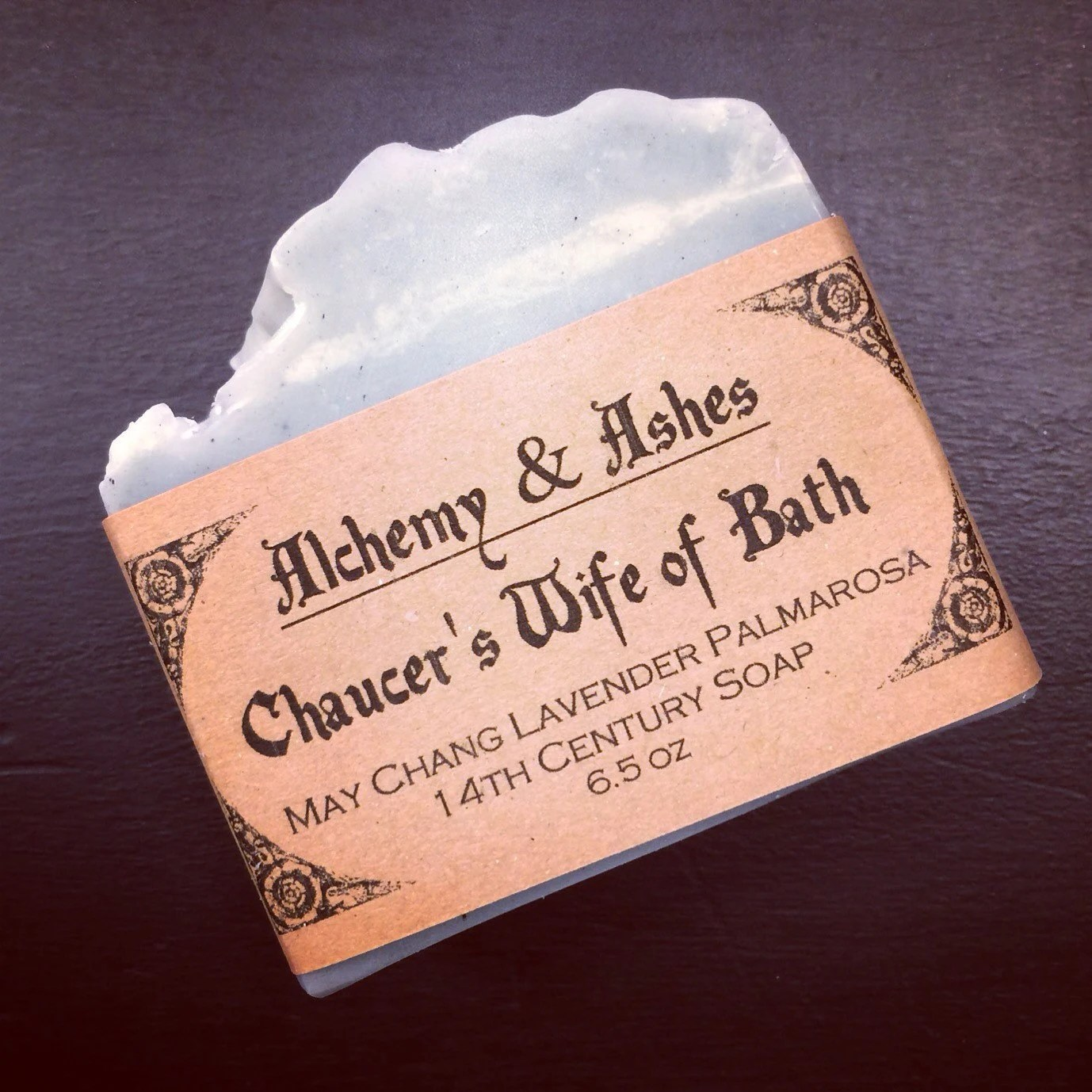 Chaucer S Wife Of Bath 14th Century Cold Process Soap
