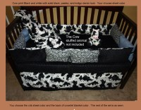 Cowboy Baby Bedding Set Western Style