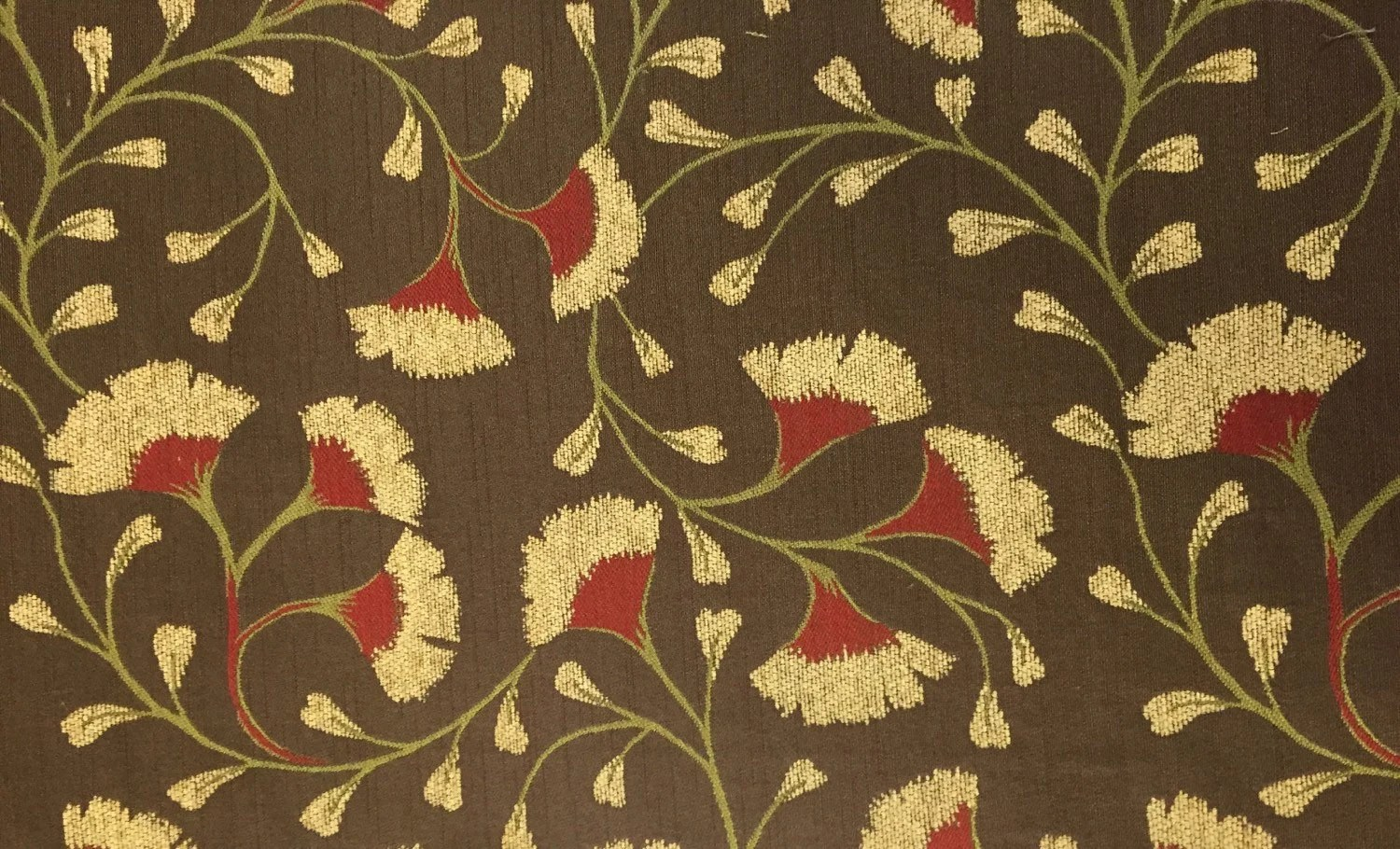 cream soft fabric sofa colorful set gingko brown red green upholstery by the