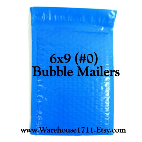 Poly Bubble Mailer Sizes