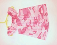 Camo baby dress pink baby girl clothes baby girl dress