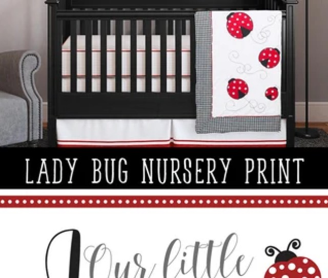Ladybug Bedroom Ideas 2018 - Home Comforts