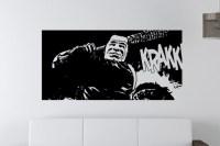 The Walking Dead The Walking Dead Wall Art Vinyl by ...