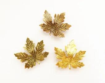 last pair tiny gold leaf stud earrings tiny gold leaf