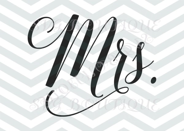 svg file wedding cut