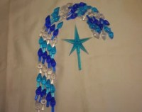 Aqua blue bulb | Etsy