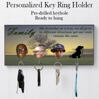 Personalized Key Hanger Key Holder Wall Key Rack Wall Key