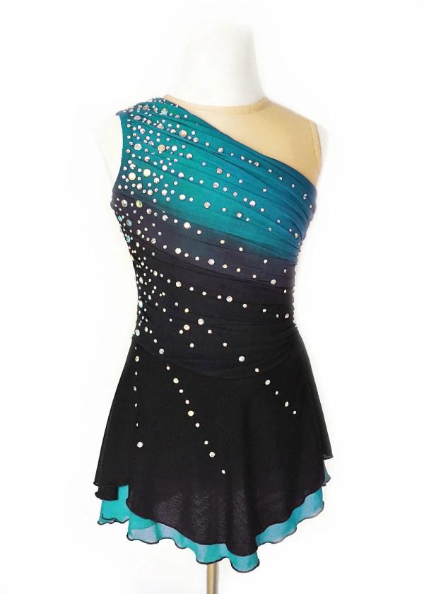 Custom Figure Skating Dress Richellejonesdesign