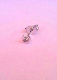 Stud Earrings / Cartilage Earrings / Tragus Earrings
