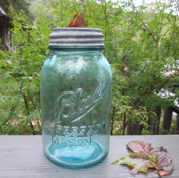 Most Valuable Blue Mason Jars - Year of Clean Water