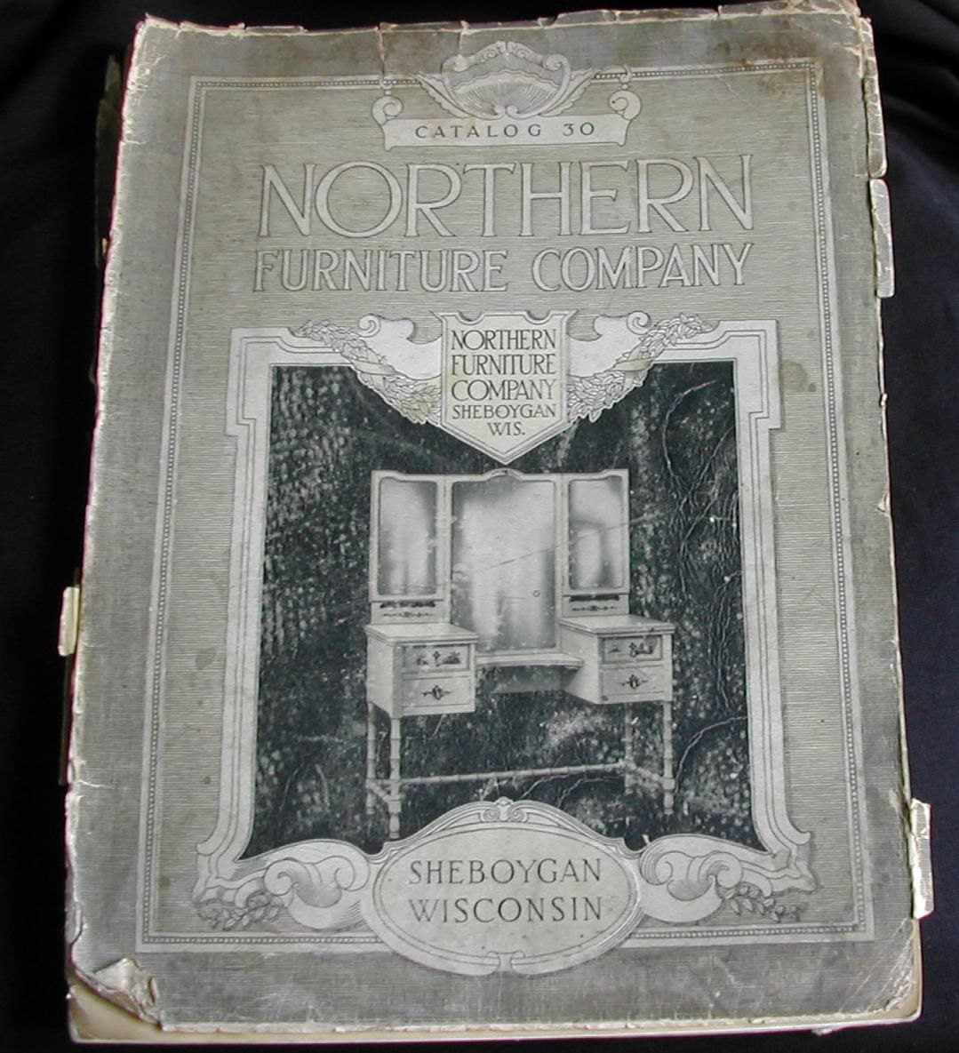 Catalog Furniture Companies: 1917 Northern Furniture Company Sheboygan Wisconsin