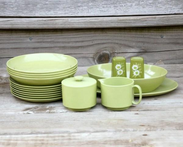 Melamine Dinnerware Sets Dishes