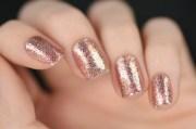 juliette rose gold holographic