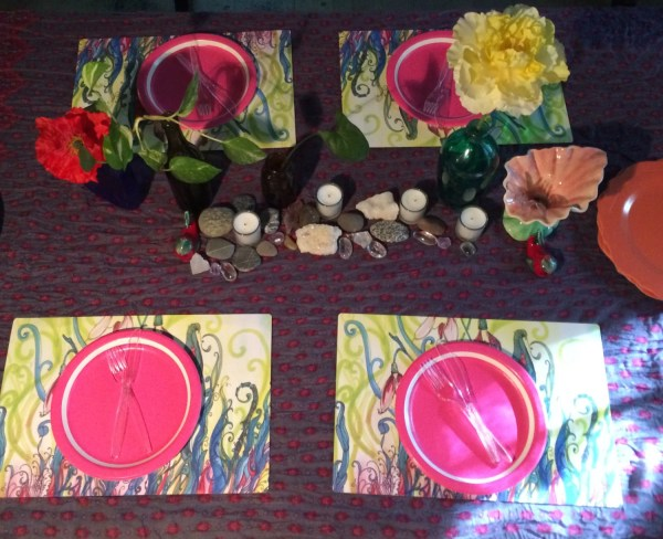 Fairy Party Supplies Finish Table Gypsygardener