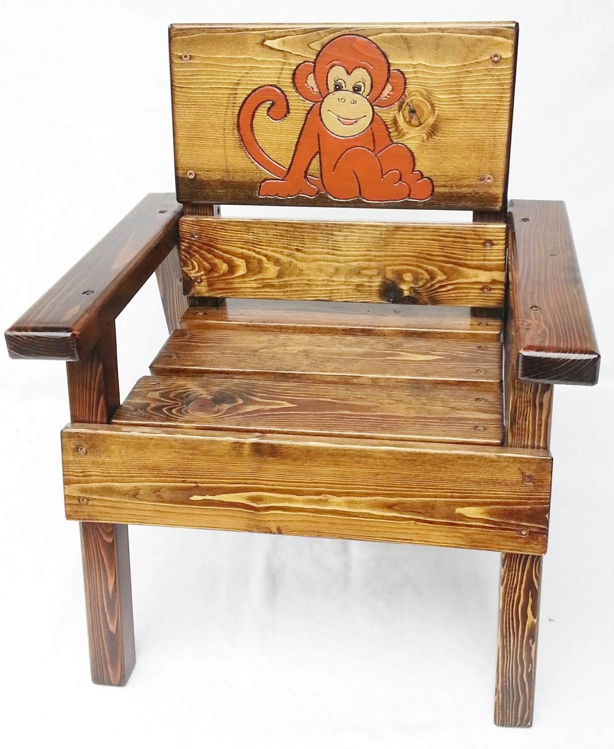 Kids Outside Chairs Kids Outdoor Chair Boy Girl Toddler Year Of The Monkey