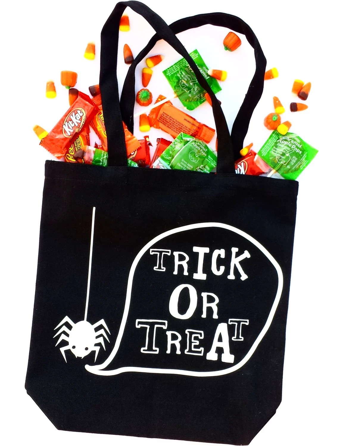 Halloween Trick Or Treat Bag By Littlelauraloucrafts On Etsy