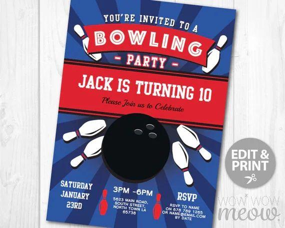 create invitations online to print free