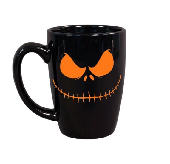 Items similar to Jack Skellington Coffee Mug Nightmare