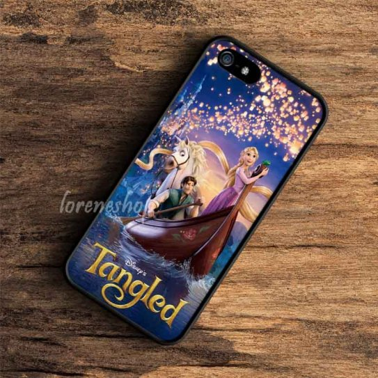 tangled disney iPhone case, iPod case, Samsung case, HTC case & Xperia Case available plastic and rubber case