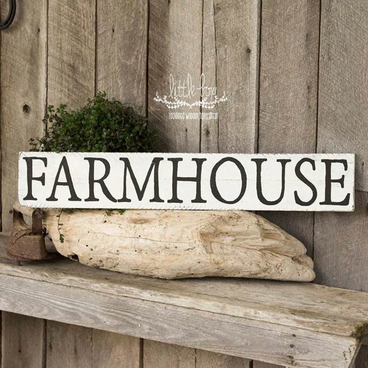 Decor Farmhouse Signs Grocery Sign Pantry Kitchen