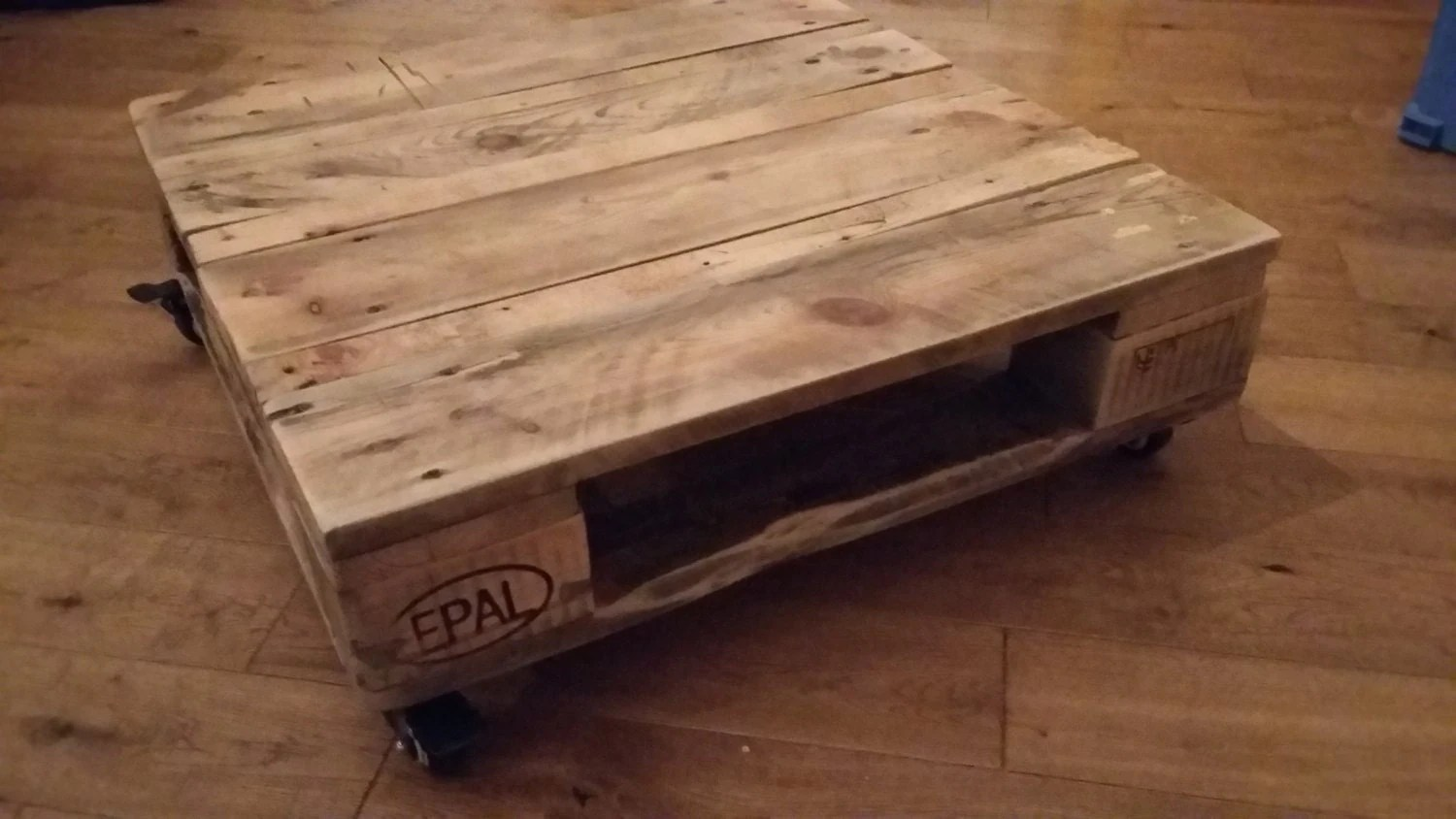 Upcycled Pallet Coffee Table Small