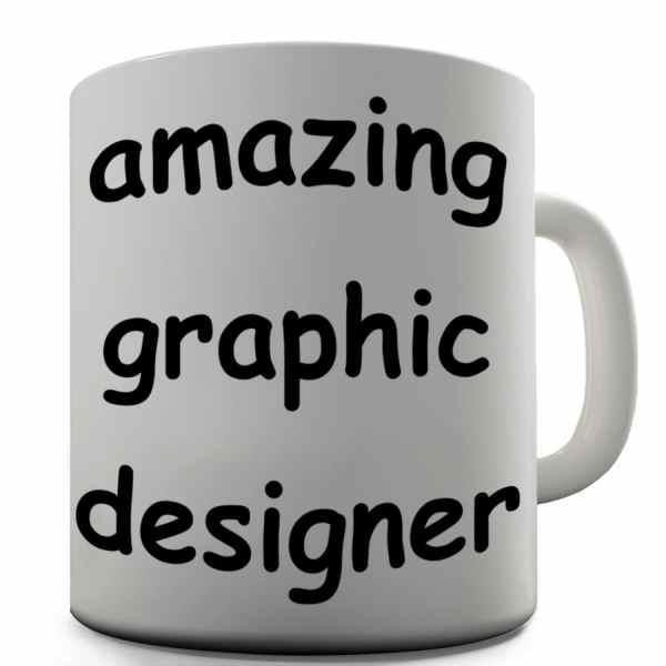 Graphic Design Coffee Mug