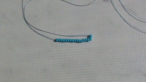 Beaded tassel earrings tutorial Beading Pattern Earrings