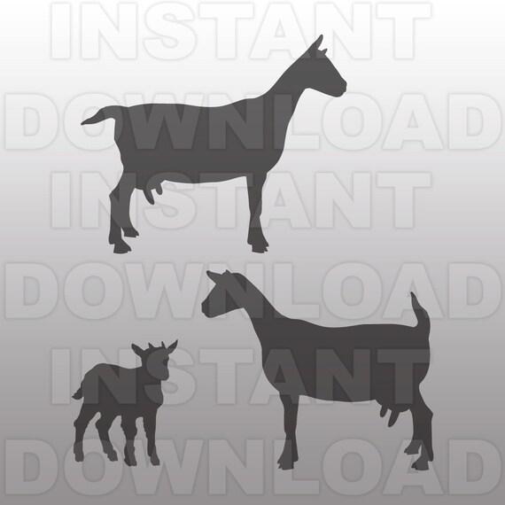 market goat svg fileshow svgfemale
