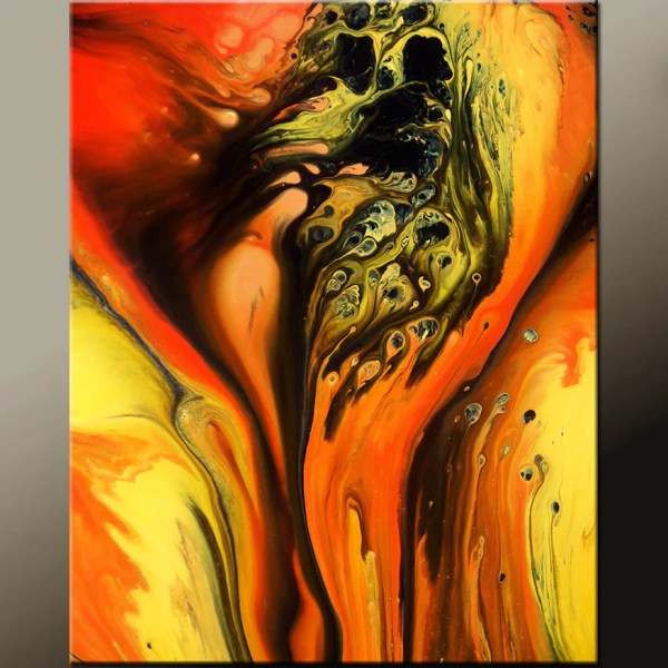 11x14 Modern Fine Art Print Contemporary Abstract