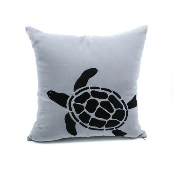 Sea Turtle Throw Pillow Cover Decorative