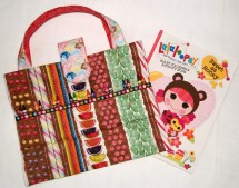 Coloring Book And Crayon Holder - imgUrl