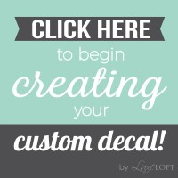 Customize Wall Decal Custom Wall Decals Create your own