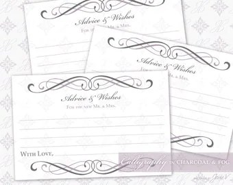 diy wedding guest book template | deweddingjpg.com