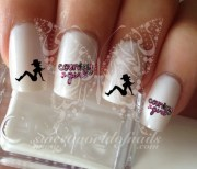 country nail decals
