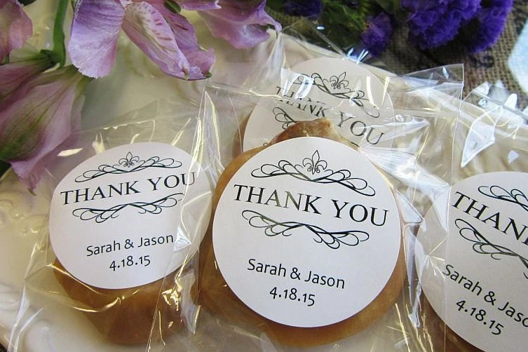Wedding Pralines Thank You FavorNew Orleans By