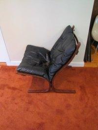 RESERVED Vintage Westnofa Siesta Chair Mid Century Danish
