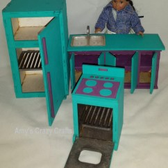 American Doll Chair Hardwood Office Mat Furniture Kitchen Mini Girl Middie Unassembled