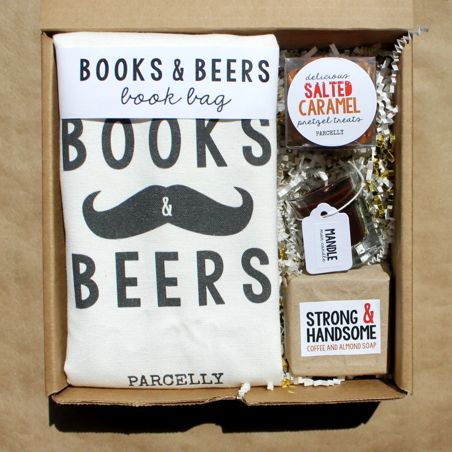Valentines Day Gift For Him Beer Lover Gift Book Lover Gift