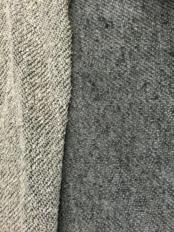 French Terry Cloth Fabric