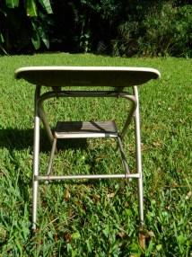 Vintage Samsonite Metal Step Ladder 3sisterstreasures