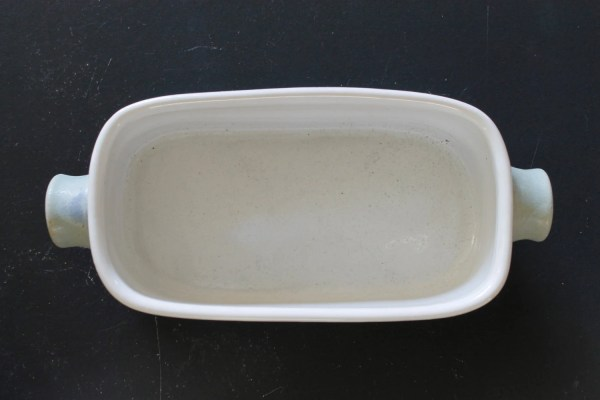 Ceramic Bread Pan Pottery Loaf Baking