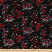 Deadpool Bedroom Sets/ Table Runners/ valance/