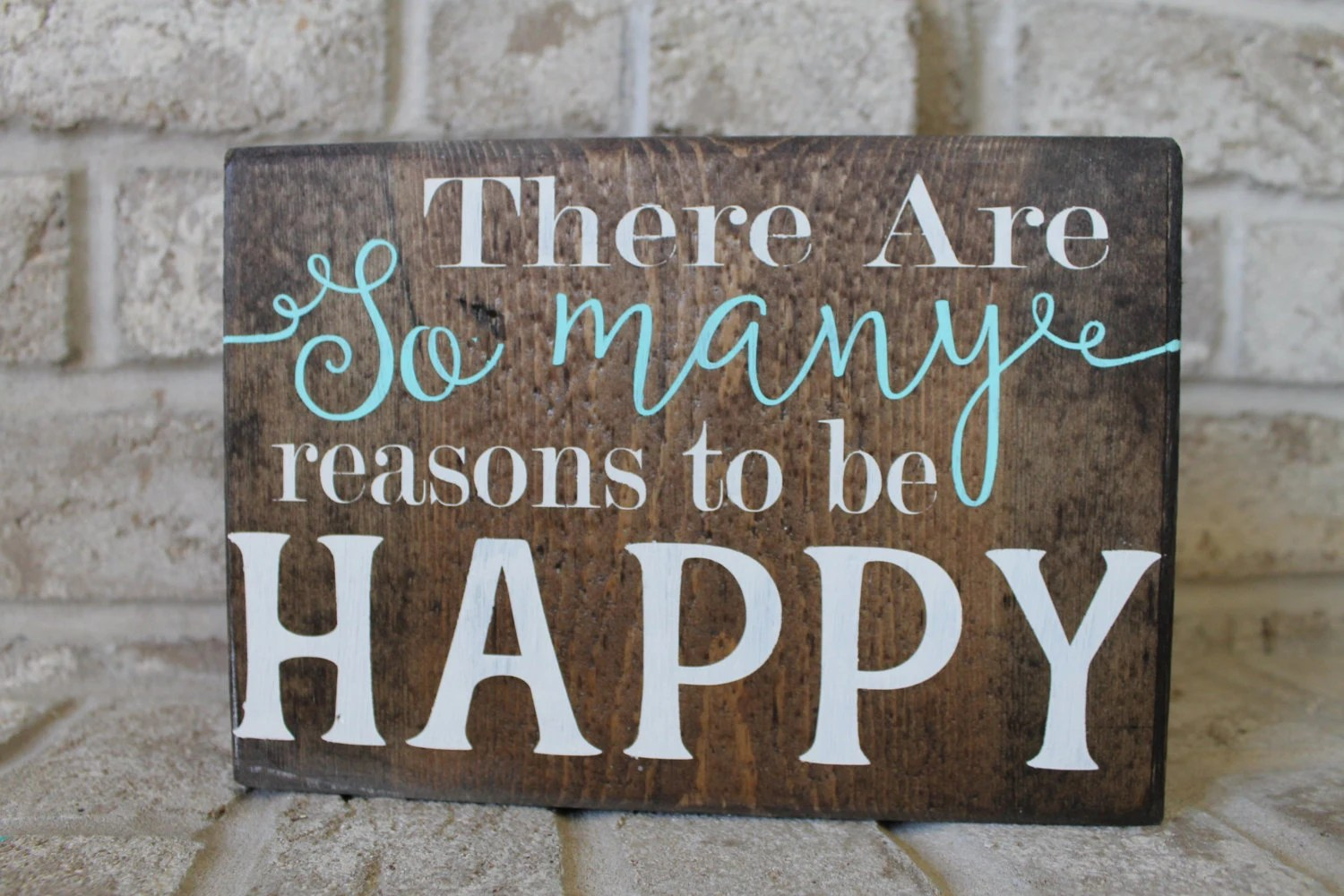 Wooden Sign Inspiration Quote Etsy