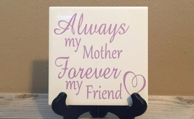 Mom Birthday Gift Mother S Day Personalized Gift Mother
