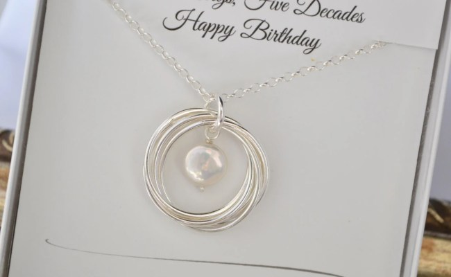 50th Birthday Gift For Wife 50th Birthday Gift For Women