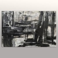 Abstract Oil Painting Abstract Wall Art Large Art