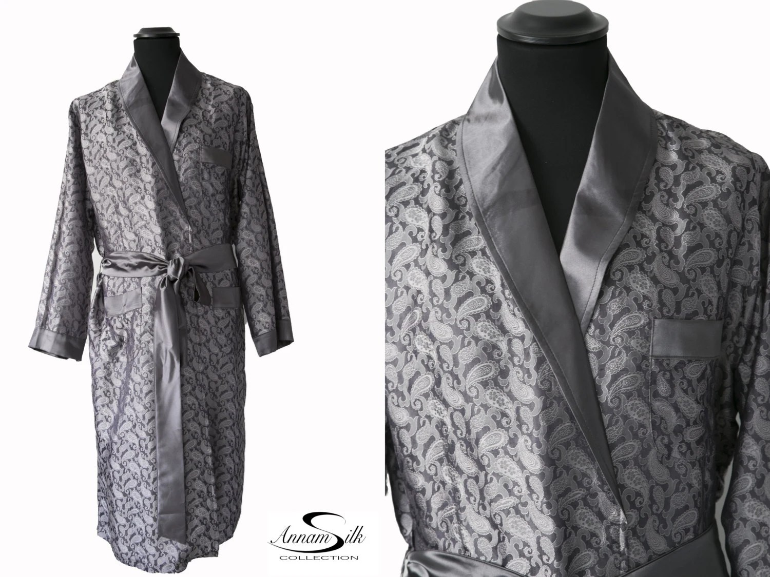 Sleeping Gown For Men Ideal Gift For Father Men Dressing