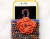Crochet Phone Cozy, Croch...