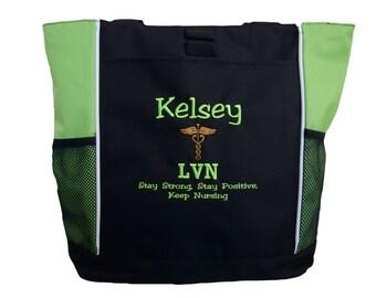 Tote Bag Personalized Dentist RDH CDH cda Certified Dental